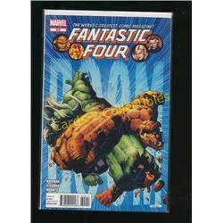 Marvel Fantastic Four #609