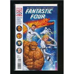 Marvel Fantastic Four #604