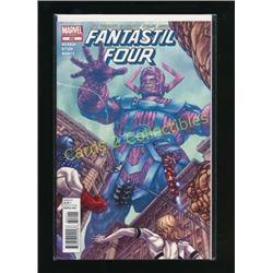 Marvel Fantastic Four #602