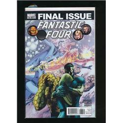 Marvel Fantastic Four #588