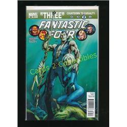 Marvel Fantastic Four #585
