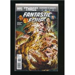 Marvel Fantastic Four #584