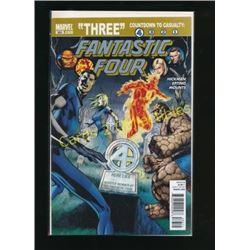 Marvel Fantastic Four #583