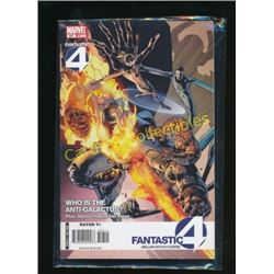 Marvel Fantastic 4 #557