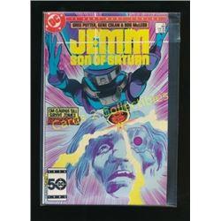 DC Jemm Son Of Saturn #11