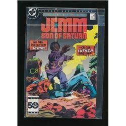 DC Jemm Son Of Saturn #10