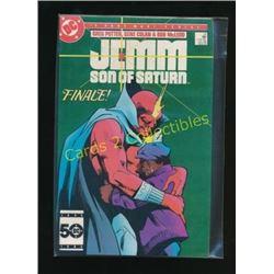 DC Jemm Son Of Saturn #12