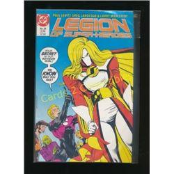 DC Legion Of Super Heroes #24