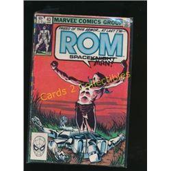 Marvel Rom #43