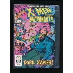 Marvel X-Men & The Micronauts #4