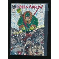 DC Green Arrow #8