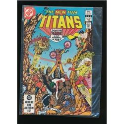 DC The New Teen Titans #28
