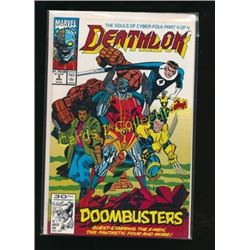 Marvel Deathlok #5