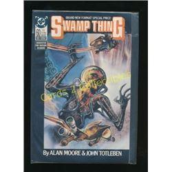 DC Swamp Thing #60