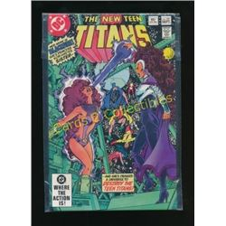 DC The New Teen Titans #23