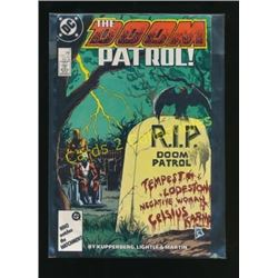 DC The Doom Patrol #5