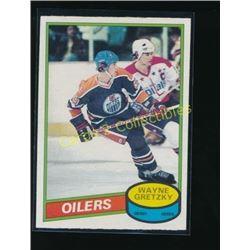 1980-81 O-Pee-Chee #250 Wayne Gretzky