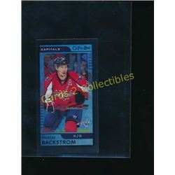 17-18 O-Pee-Chee Mini Black #M1 Nicklas Backstrom