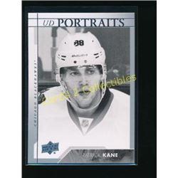 17-18 Upper Deck UD Portraits #P16 Patrick Kane