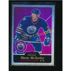 15-16 OPC Platinum Retro Rainbow Marty McSorley