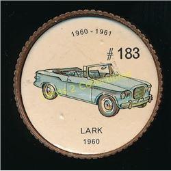 1960's Jello Coins Lark 1960