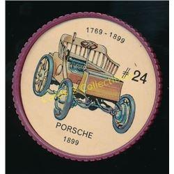 1960's Jello Coins Porsche 1899