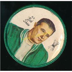 1964 Nalley's Coins #63 Bob Shaw