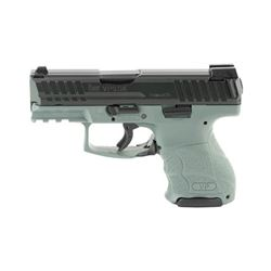 """HK VP9SK 9MM 3.39"""" 10RD GRY NS 3MAGS"""