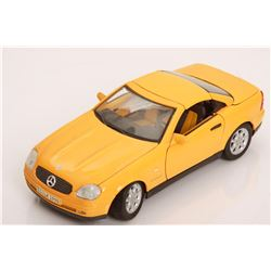 1/18 Scale MBZ 230SLK by Maisto