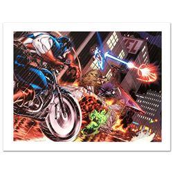 Avengers: X-Sanction #1 by Stan Lee - Marvel Comics