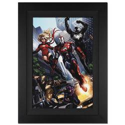 Ms. Marvel #44 by Stan Lee - Marvel Comics