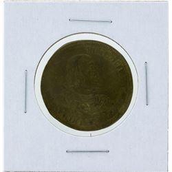 Circa 1660 Germany Style of Spanish Netherlands Conrad Lauffer Jeton Coin