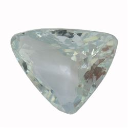 8.14 ctw Triangle Aquamarine Parcel