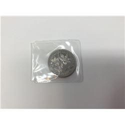 Canada Manitoba 1870-1970 Silver Dollar