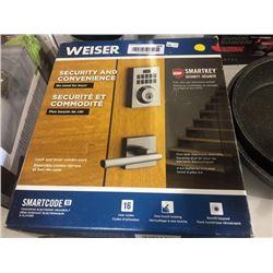 WeiserSmart key Lock Set