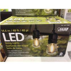 48' LED Hanging Lights