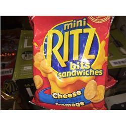 Lot of 4 Ritz Bits Sandwiches