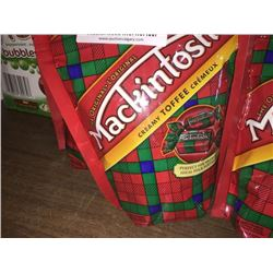 Lot of 4 Mackintosh Toffee