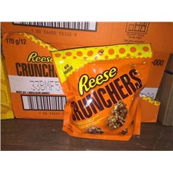 Case of 12 x 170gReese Crunchers