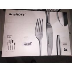 Berghoff30p Flat wear set