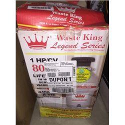 Waste King 1hp Garborator