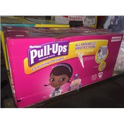 Pull Ups 108 count size 2T-3T diapers