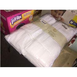 Superior 100% cotton 6 piece bath towel set