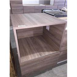 23 5/8 X 23 5/8 kitchen shelf with drawer