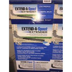 Extend a spout down spout new in box