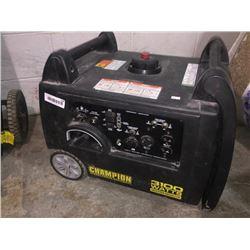 3100 watt inverter generator