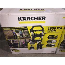 KARCHERpressure washer 1900 psi in box
