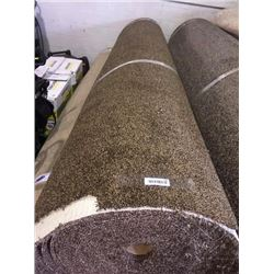 New Full Roll of Residential Carpet (sold by the square foot).Omega Earth