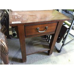 """23"""" X 26"""" end table"""