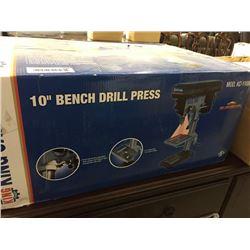 """10"""" Drill press new in box"""